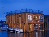 Houzz Tour: Industrial Floating Home in Seattle | Art You Need | Scoop.it