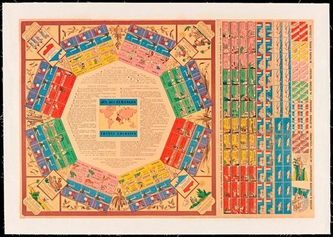 A 1940s Board Game for French Kids Taught Tactics for Successful Colonialism | History and Social Studies Education | Scoop.it