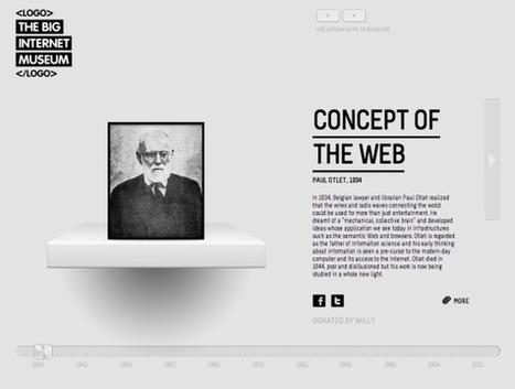 Internet au musée ! | MuseAnt | Scoop.it