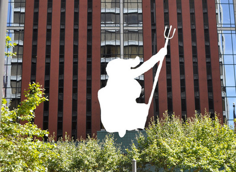 So Sue Us: Why the Portlandia statue failed to become an icon. | Studio Art and Art History | Scoop.it