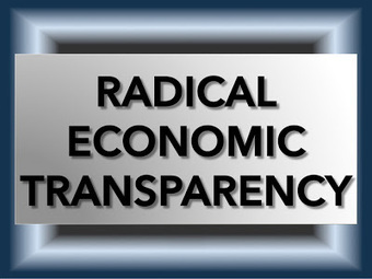Solving World Debt Through Radical Economic Transparency | Public Policy Suggestions | Scoop.it