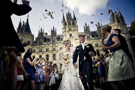 Chateau Challain - France   Magical Destination Wedding Venues   Scoop.it