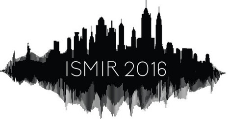 International Society for Music Information Retrieval | Call for Papers (#ISMIR2016) | Music & Metadata - un enjeu de diversité culturelle | Scoop.it