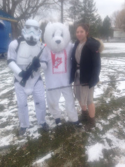 Canada - Record-Breaking Year For Courage Polar Bear Dip | Where Everything Else Goes | Scoop.it