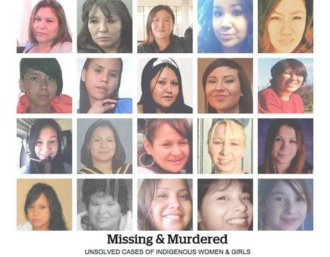 Missing and Murdered Aboriginal Women | First Nations | Scoop.it