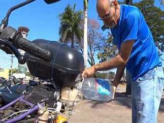 Motorcycle runs on H20 from a polluted river | | Mast Khabar (मस्त खबर) | Scoop.it