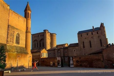 Turismo en Albi, qué ver en la cuna de Toulouse-Lautrec | Revue de presse Espagne du Comité Régional du Tourisme Midi-Pyrénées | Scoop.it