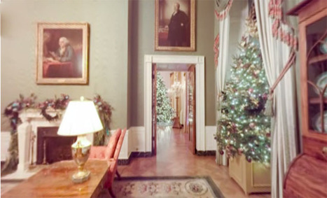 Take a VR holiday tour of the White House with Cardboard | Virtual Reality VR | Scoop.it