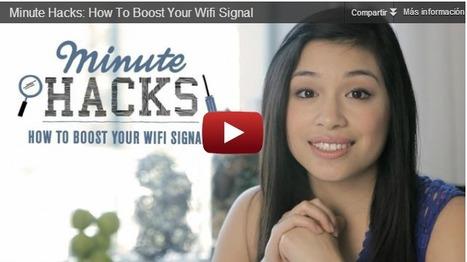 Cómo mejorar la señal del WiFi con una simple lata de gaseosa [Video]   tecno4   Scoop.it