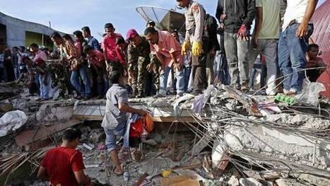 Sismo en Indonesia: ya son más de cien los muertos y siguen buscando sobrevivientes | CTMA | Scoop.it