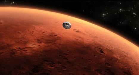 Astronomers still struggle to identify enormous cloud-like plume on Mars | AboutBC - Cultura y Ciencia | Scoop.it