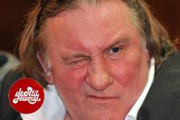 Vidéo Gérard Depardieu pète un plomb au Petit Journal - Vidéo Emission TV, Radio - Look Ma Video.fr   Buzz, humour et vidéos drôles   Scoop.it