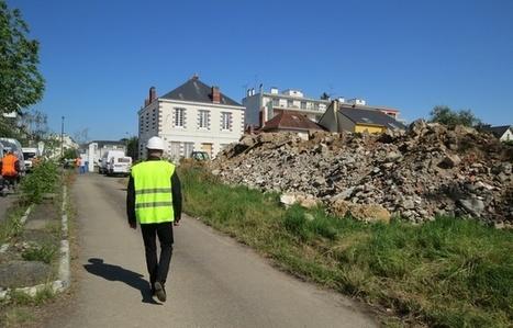 Nantes: L'immense chantier de la caserne Mellinet a commencé | NOVABUILD - La construction durable en Pays de la Loire | Scoop.it
