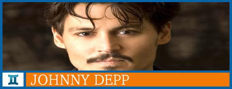 Johnny Depp - Psychic Fox - Psychic Readings & Daily Astrology | Spiritual Magazine | Scoop.it