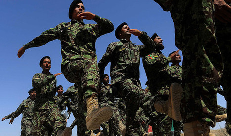 Afghan Forces Struggle to Hold Land, Defense Agency Says   The Intelligence War   Scoop.it