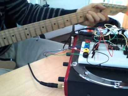 Use BeagleBone Black to make cool guitar effects #beagleboneblack @TXInstruments @beagleboardorg | Arduino, Netduino, Rasperry Pi! | Scoop.it