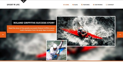 Best Sports WordPress Themes 2014 | WordPress Theme | Scoop.it