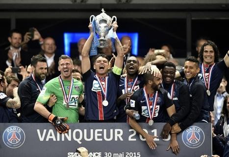 Quadruplé national : le PSG seul dans l'histoire des grands championnats européens   Bazar citoyen   Scoop.it