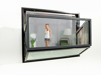 Innovative Balcony Transformed From Bloomframe Window (+VIDEO) | VIM | Scoop.it