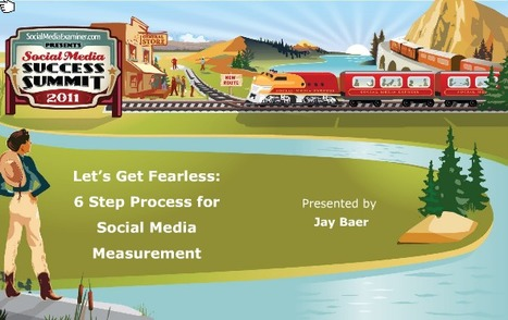 The 6 Step Process for Measuring Social Media | social media ROI | Social Media Consulting - Convince & Convert | Social Media Strategist | Scoop.it