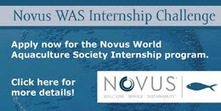 The Aquaculturists: Novus WAS Internship Challenge | Aqua-tnet | Scoop.it