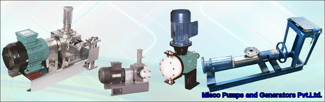 Electric dosing pumps | Food Processing Pumps in Bangalore | Scoop.it