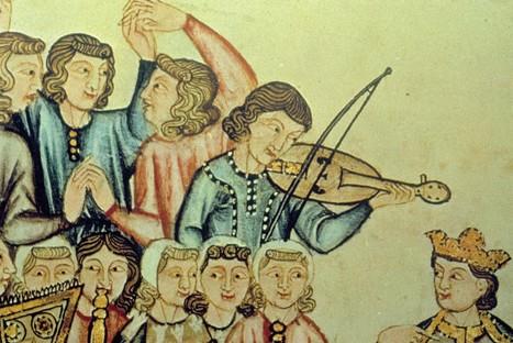 Le Rap au Moyen-âge: Troubadours, joutes verbales et justifications d'écriture. | Middle ages | Scoop.it