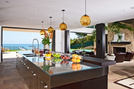 Malibu Beautiful House | Design Love | Scoop.it