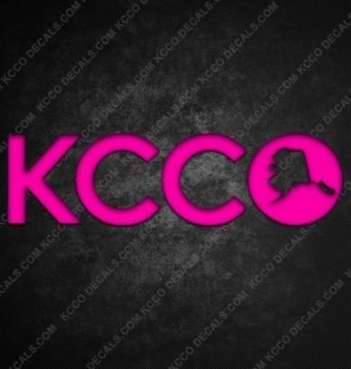 #Alaska #KCCO Sticker - KCCOdecals.com | KCCO | Scoop.it