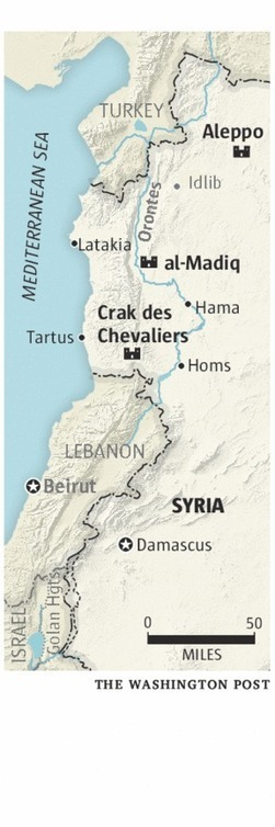 Syria's strategic medieval treasures   may be casualties of war | Ancient History | Scoop.it