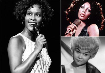 2012 Video Montage | Deceased Singers | Etta James | Whitney Houston | Donna Summer | homorazzi.com | JIMIPARADISE! | Scoop.it