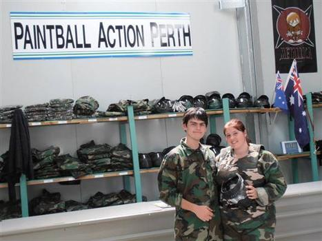 A Game of Leadership: Perth Paintball   Paintball Perth   Scoop.it