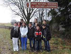 PNR Volcans d'Auvergne   Les entrées du Parc mieux signalées   Com publique d'Auvergne   Scoop.it