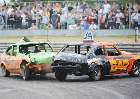 Picture gallery: classic ford cortinas and capris do battle at ... - Edp24 | Lo mejor en cortinas en colombia | Scoop.it