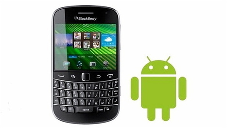 ¿BlackBerry con Android? | Habla Smart | Movistar | HablaSmart | Scoop.it