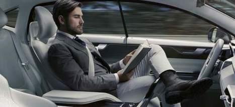 El coche sin conductor podría ser realidad en las autopistas en 2020 - 20minutos.es | Debate Formativo | Scoop.it