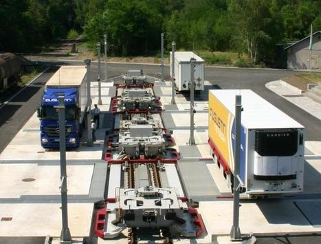 CargoBeamer présente son système révolutionnaire de ferroutage à ... - Espace Datapresse | Logistique Urbaine | Scoop.it