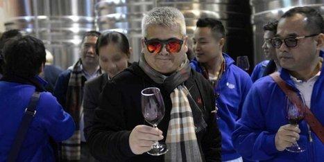 Libournais : le nouveau propriétaire chinois visite son vignoble à Courteillac | My wine, heritage and communication press review | Scoop.it