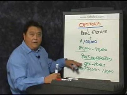Robert Kiyosaki - Real Estate Options | Real Estate and Property | Scoop.it