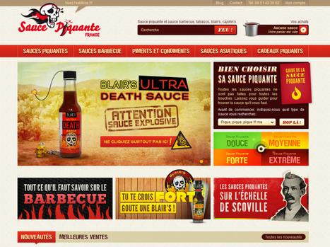 Témoignage de E-Commerçant : Nicolas de la Boutique Sauce Piquante | WebZine E-Commerce &  E-Marketing - Alexandre Kuhn | Scoop.it