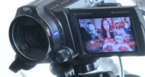 Elle gagne 6000 euros par mois en se filmant en train de... manger   web   Scoop.it