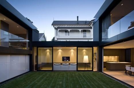 City House en Auckland | Arquitectura Del Siglo XXI | Scoop.it