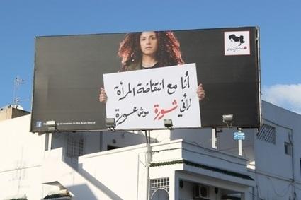 Le 8 Mars, 8 villes arabes disent OUI à la Révolte des Femmes dans le Monde Arabe | Égypt-actus | Scoop.it