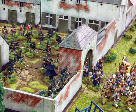 Wargame News and Terrain: Warlord Games: Prize Draw: Win La Haye Saint Collector's Edition! | CLOVER ENTERPRISES ''THE ENTERTAINMENT OF CHOICE'' | Scoop.it