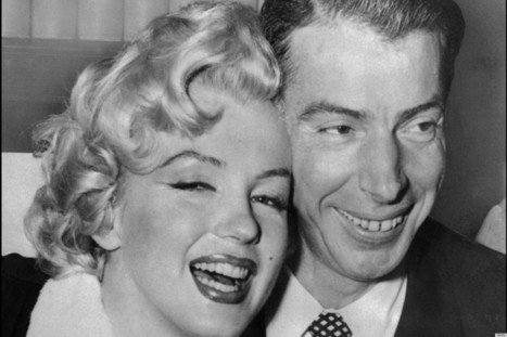 What Marilyn Monroe REALLY Thought About Husband Joe DiMaggio   Classic Hollywood   Scoop.it