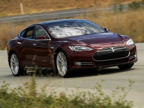 Self-Driving Teslas May Be On The Road Next Year | Gadgets I lust for | Scoop.it