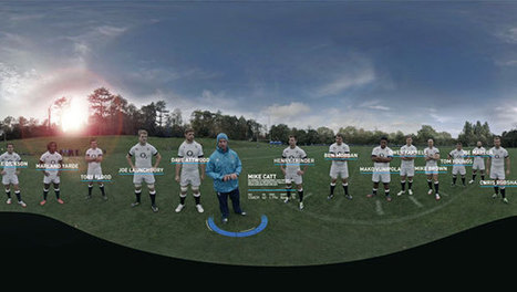 Oculus Rift now lets you train with the England Rugby team | relevant entertainment | Scoop.it