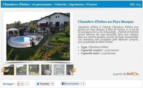 Déposer annonce location - E-locations vacances | Revue de presse E-locations-Vacances | Scoop.it