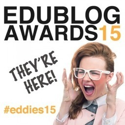 Finalists Announced! Vote Now For 2015 Edublog Awards – The Edublog Awards | Learning, Teaching & Leading Today | Scoop.it