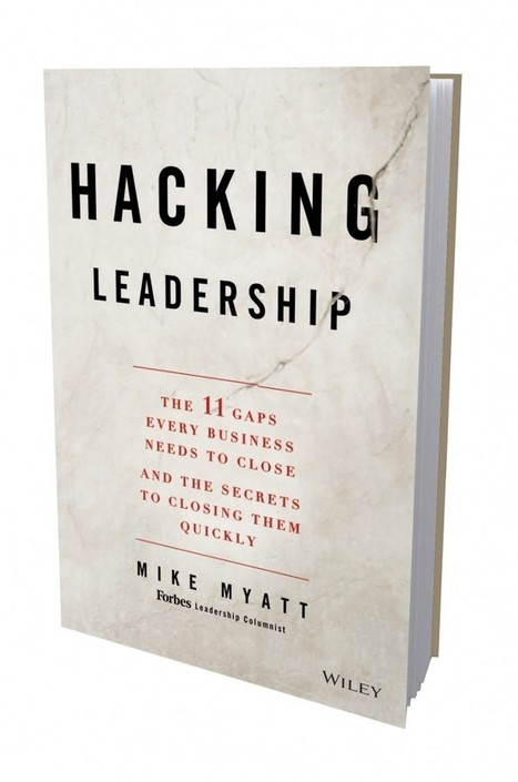 Hacking Leadership - Sample Chapter | Mindful Leadership | Scoop.it